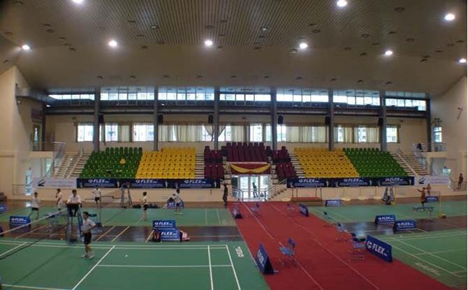 Top 7 sân cầu lông Hà Nội đáng chơi nhất - đánh giá, review cập nhập 2018