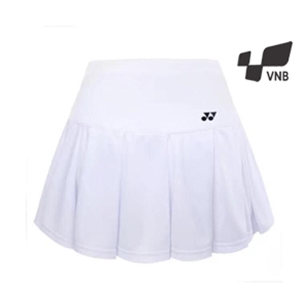 Váy cầu lông Yonex 033 - Trắng