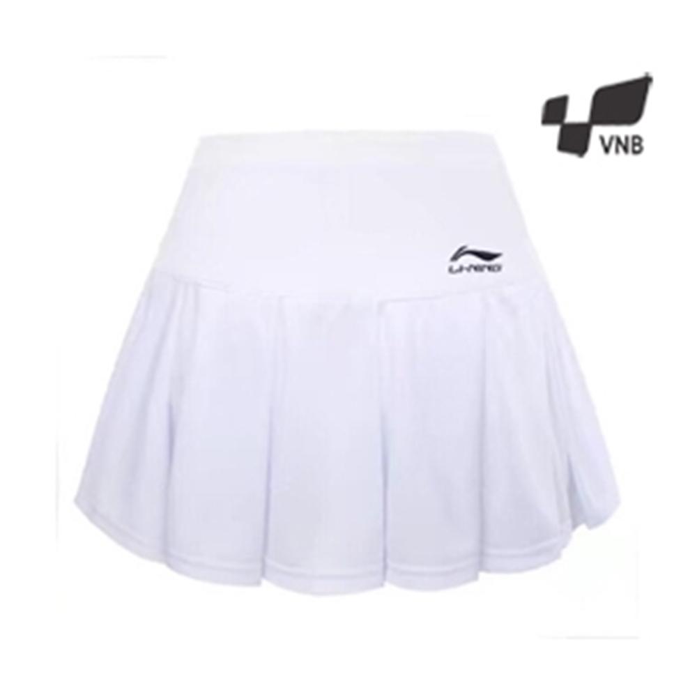 Váy cầu lông Lining 035 - Trắng