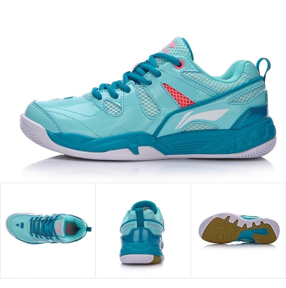 Giày cầu lông Lining AYTM 068-2 - Xanh ngọc