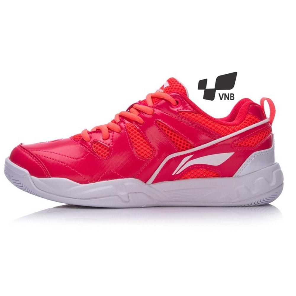Giày cầu lông Lining AYTM 063-3 - Đỏ hồng