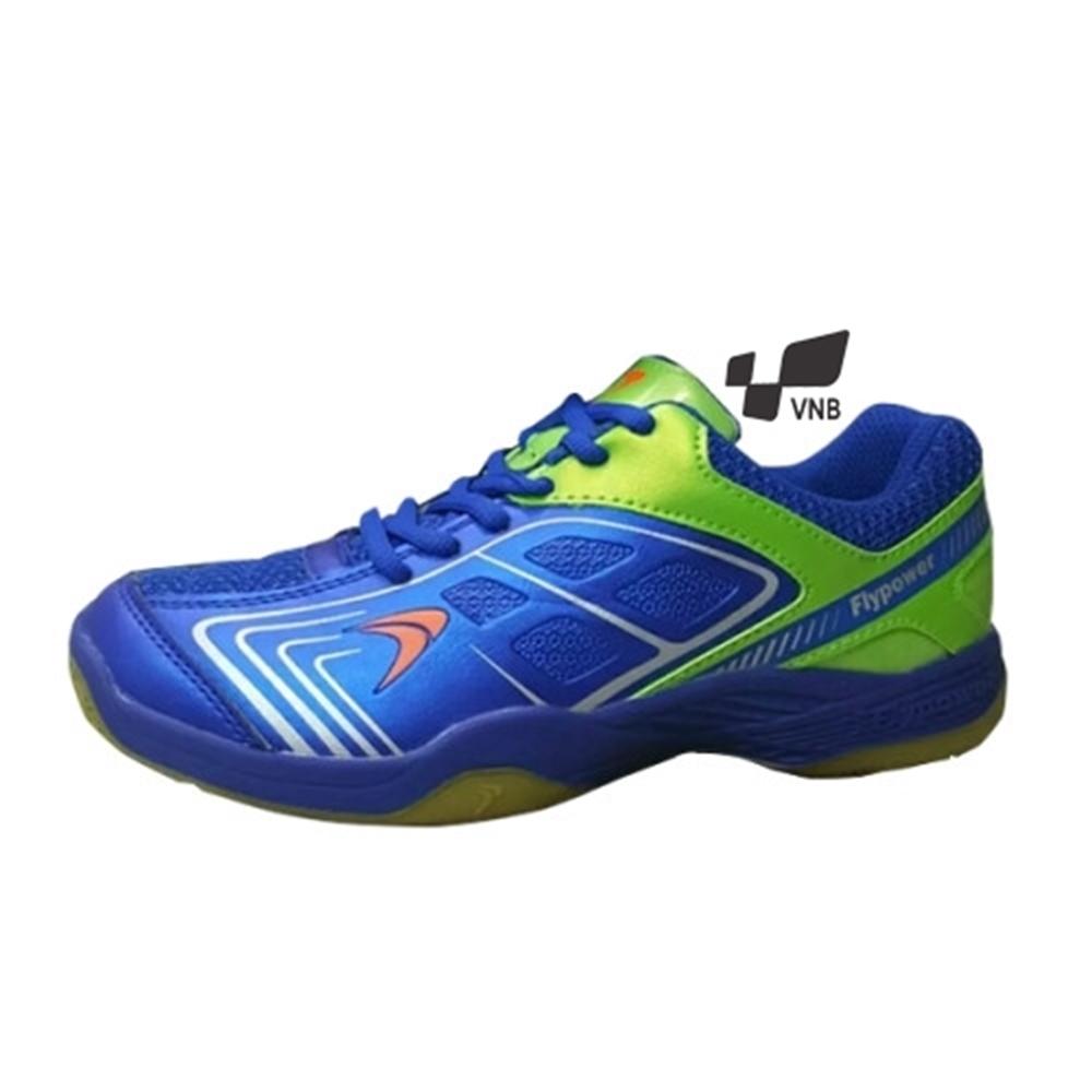 Giày cầu lông Flypower Plaosan 4 - Xanh đậm
