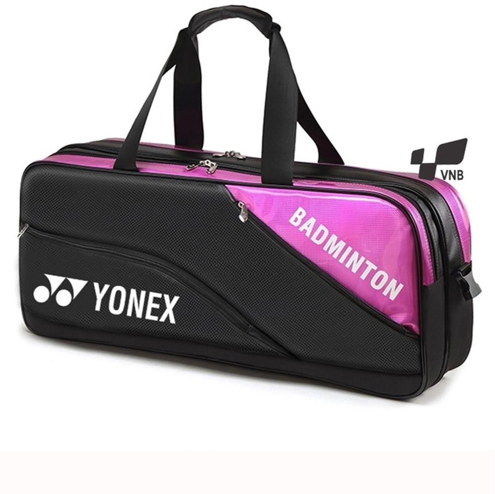 Túi cầu lông Yonex Bag1607WLT - Đen tím