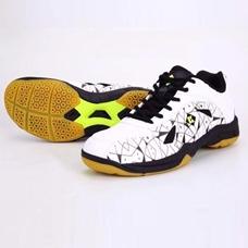 Giày cầu lông Kumpoo KHA21 - Trắng