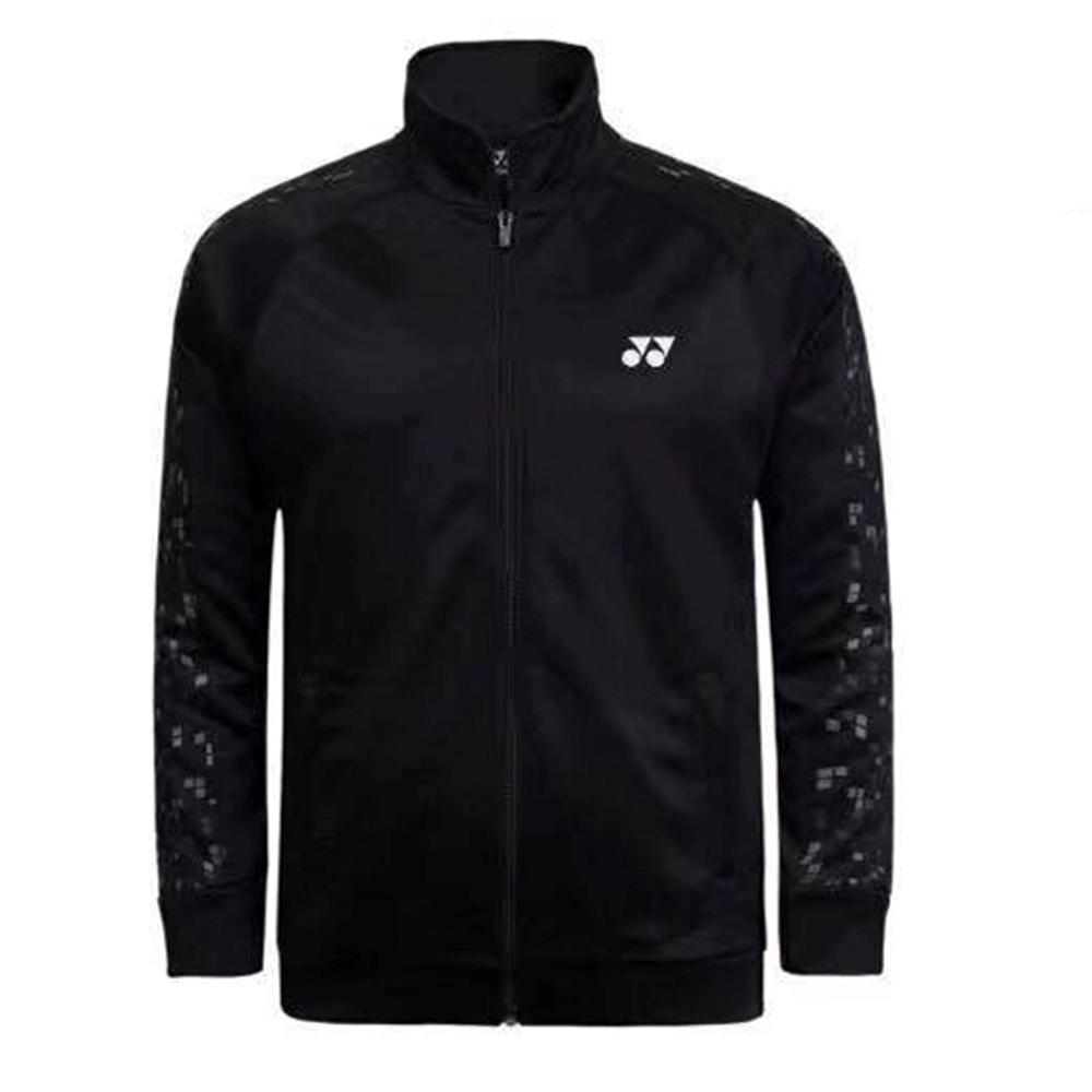 Áo khoác cầu lông Yonex 2101 - Đen