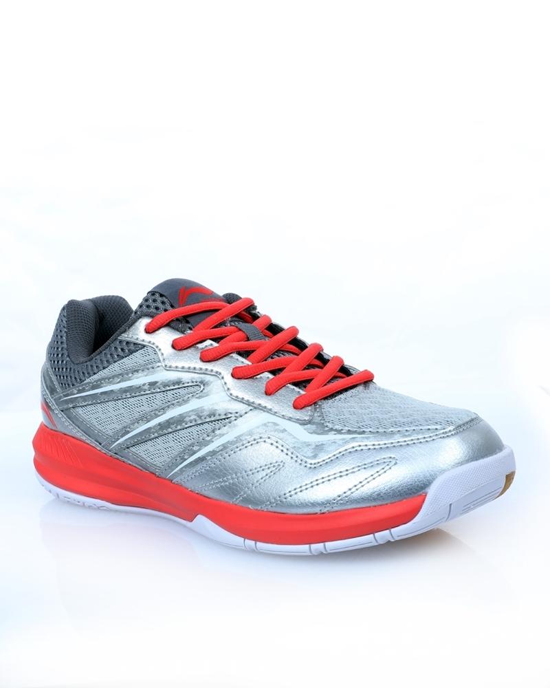 Giày cầu lông Lining AYTN027-3V - Xám