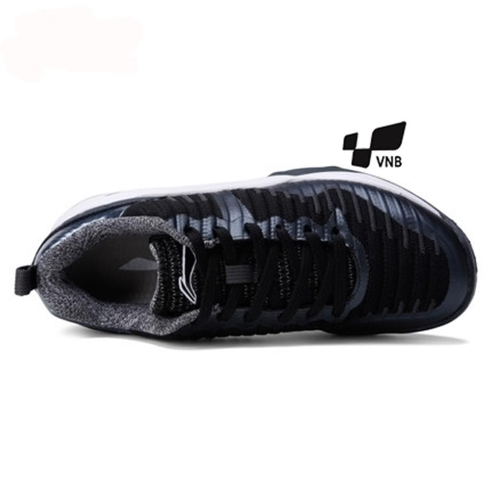 Giày cầu lông Lining AYTNM075-6 - Đen