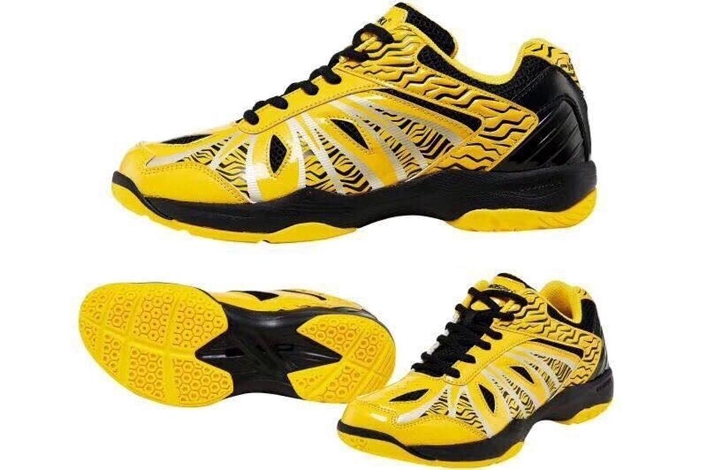 Giày cầu lông Kawasaki 076 - Vàng