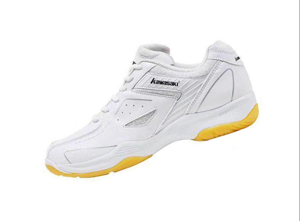 Giày cầu lông Kawasaki 077 - Trắng