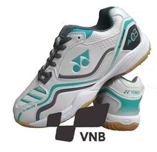 Giày cầu lông Yonex All England 03 - Trắng xanh