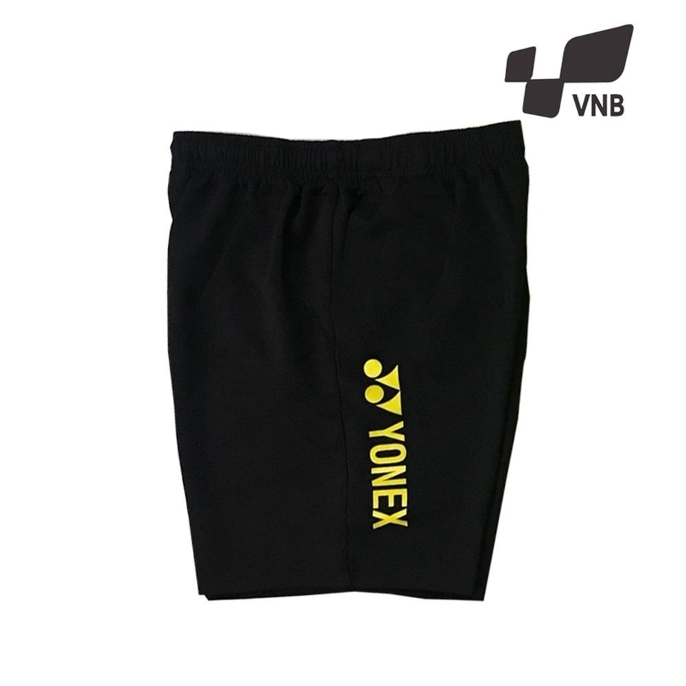 Quần cầu lông Yonex A8 - Đen vàng