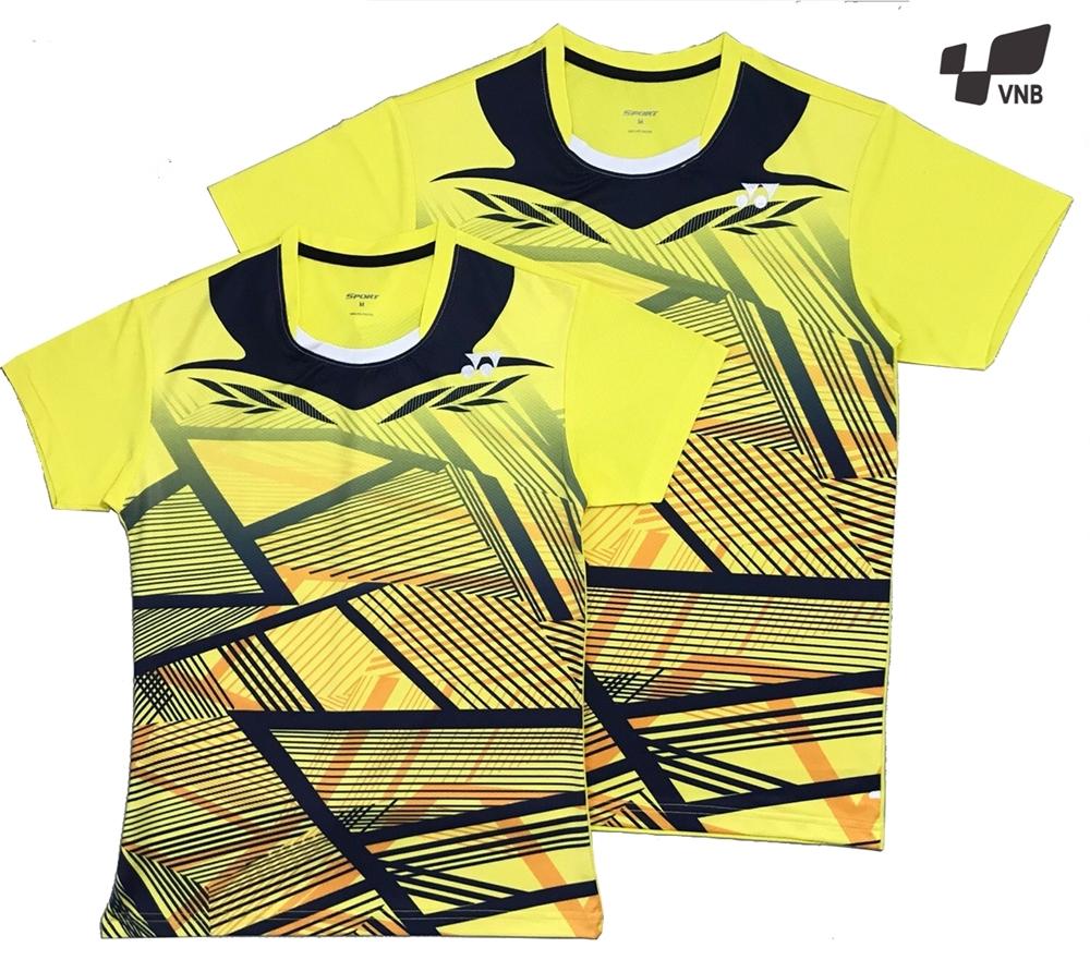 Áo cầu lông Yonex AT04 nam - Vàng