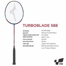 Vợt cầu lông Mizuno TUBORBLADE 588