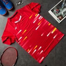 Áo cầu lông Yonex AT07 nam - Đỏ