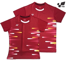 Áo cầu lông Yonex AT07 nữ - Đỏ