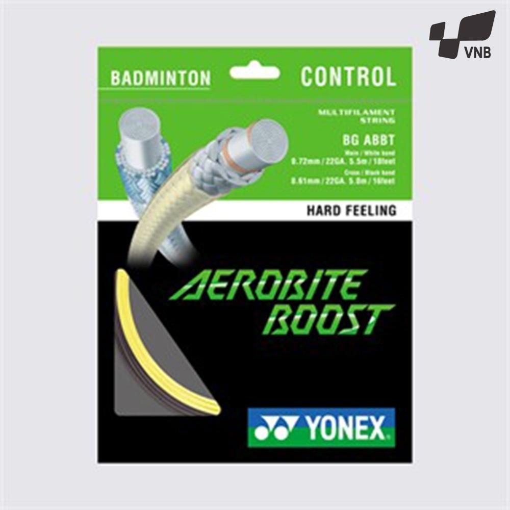 Dây cước căng vợt Yonex BG Aerobite Boost