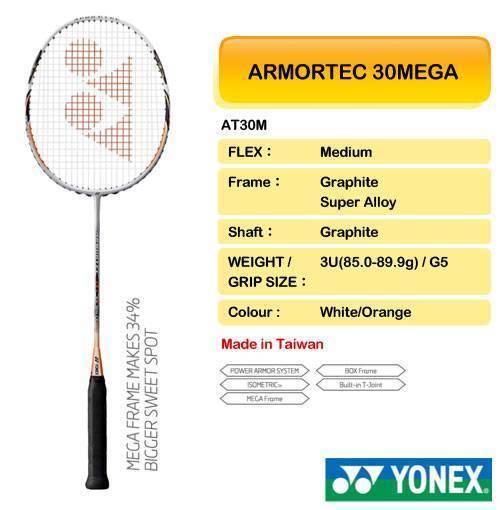 Vợt cầu lông Yonex AT 30 Mega