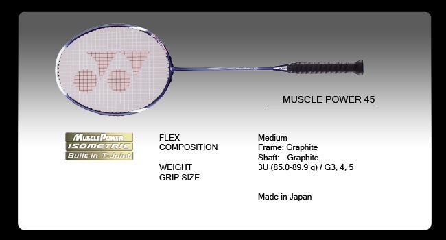 Vợt cầu lông Yonex MP 45