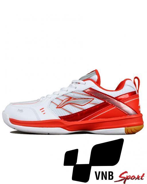 Giày cầu lông Lining AYT 077-6 Đỏ nam