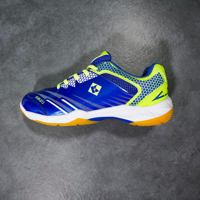 Giày cầu lông Kumpoo D13 xanh