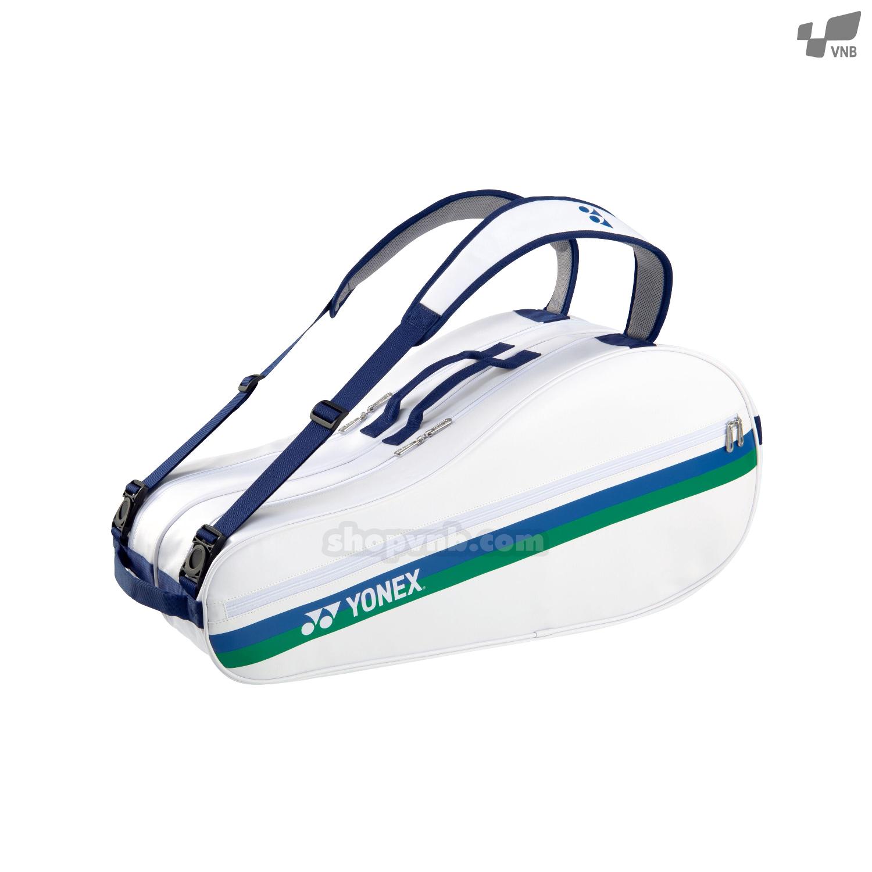 Túi cầu lông Yonex BA 26 APEX Trắng - Chính hãng