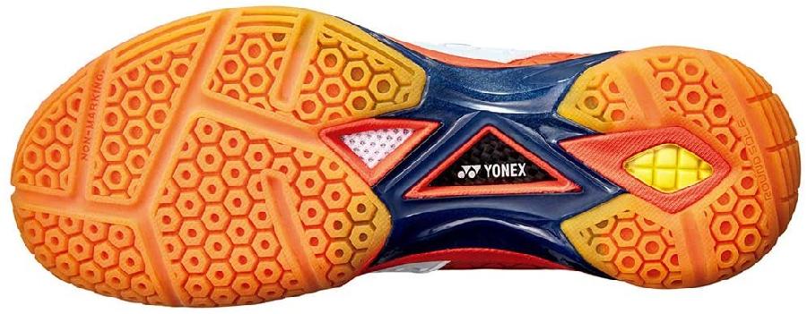 Giày cầu lông Yonex Eclipsion Trắng Cam (mã JP)