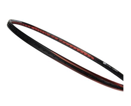 Vợt cầu lông Lining Turbo Charging 75C đen đỏ chính hãng