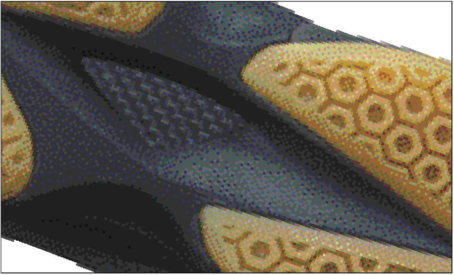 POWER GRAPHITE DRIVE - Giày cầu lông Yonex Power Cushion Aerus Z Xám đen chính hãng