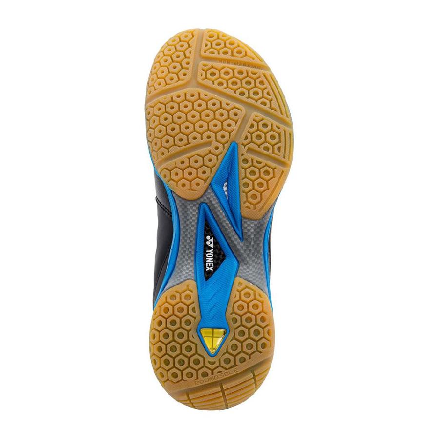 ROUND SOLE - Giày cầu lông Yonex SHB 65X2W Trắng cam