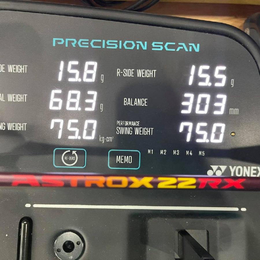 Vợt cầu lông Yonex Astrox 22 RX New 2021