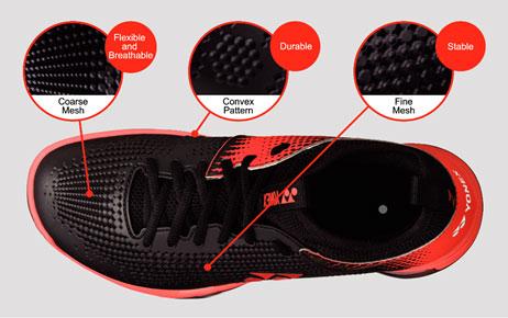 DURABLE SKIN LIGHT - Giày cầu lông Yonex SHB Eclipsion X2 Wide Xanh Chuối chính hãng