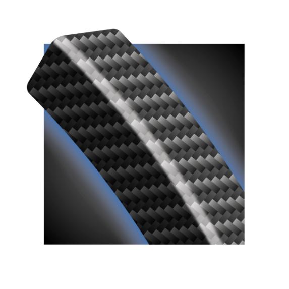 3D Power Matrix - Vợt cầu lông Mizuno Prototype X-2 - Đen xám chính hãng
