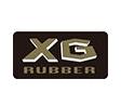 Đế XG Rubber - Giày cầu lông Mizuno Wave Claw - Trắng xanh vàng