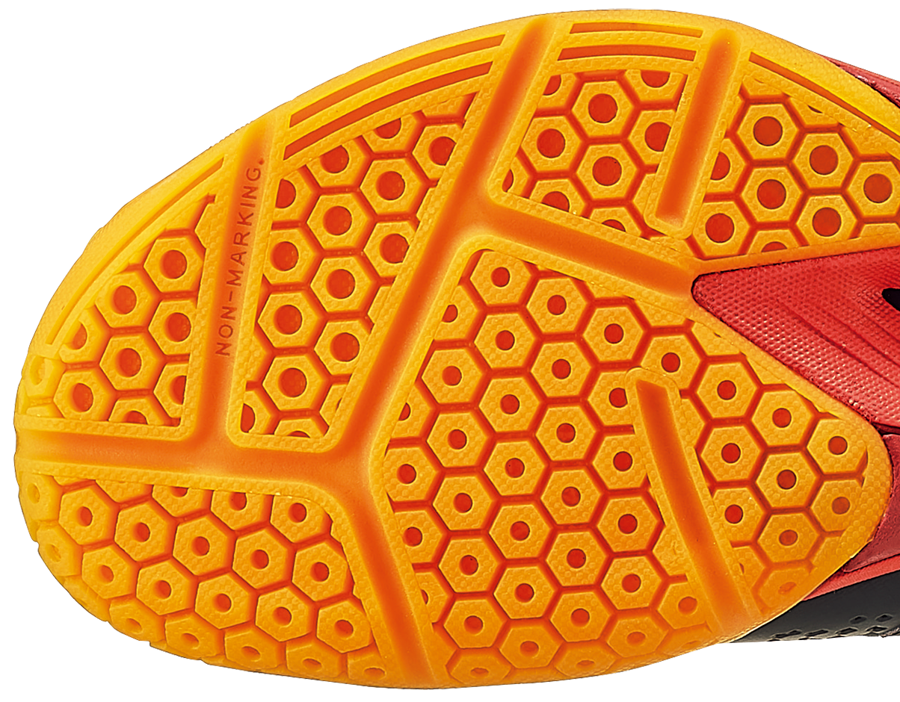 ROUND SOLE - HEXAGRIP - Giày cầu lông Yonex SHB Eclipsion X2 Wide Xanh Chuối chính hãng