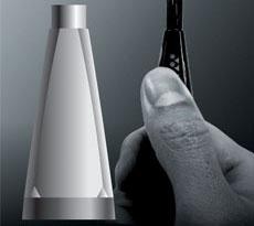 CONTROL SUPER CAP - Vợt cầu lông Yonex Nanoflare 380 (MATBK) chính hãng