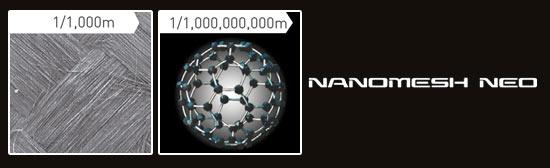 Nanomesh Neo - Vợt cầu lông Yonex Astrox LT 21I chính hãng