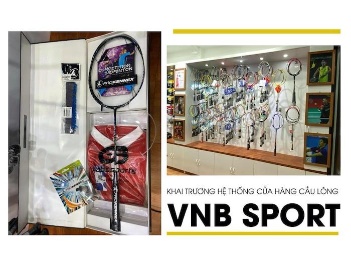 cửa hàng cầu lông vnb sports quận 2
